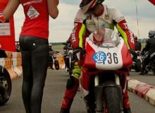 Moto2 Gridgirl Ducati Aarschot 11/6/2016